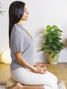 meditación para madres estresadas